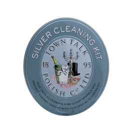Exceptional Silver Cleaning Kit / 銀飾保養鐵盒組