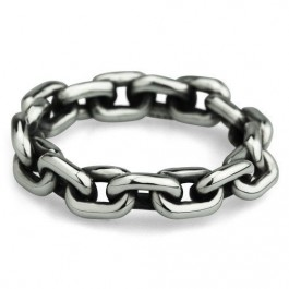Chained Ring (Sz. 9) 58 / 枷鎖戒指