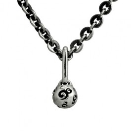 "OHM Ball Necklace (28""/70cm) / ohm經典logo眼球項鍊"