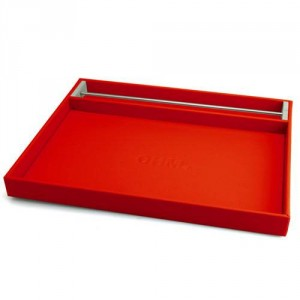 OHM Play Tray (Red) / 串珠大風吹 (紅)