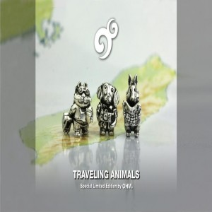 Traveling Animals Set / 旅行動物大集合 15% off