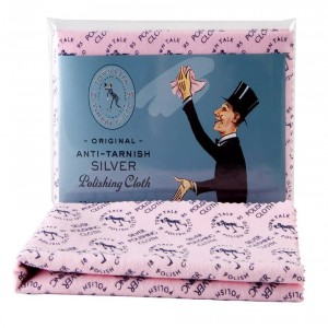 Original Anti-Tarnish Silver Polishing Cloth / 銀飾專用擦拭布(大尺寸拭銀布)