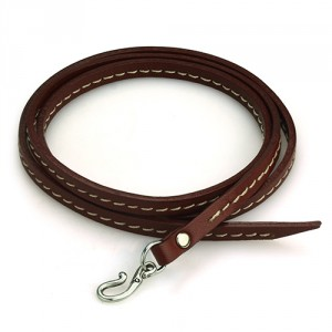 OHM WHIP BRACELET (BROWN)